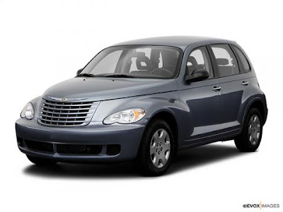 Chrysler Pt Cruiser. 2009 Chrysler PT Cruiser