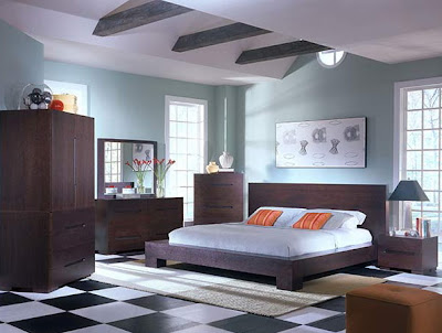 Modern Furniture Bedroom on Modern Minimalist Bedroom Furniture Remodeling