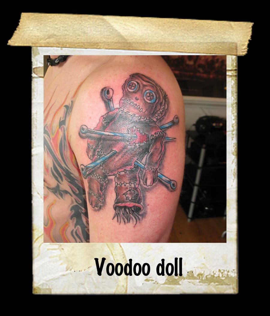 mastermind tattoo voodoo doll. Black Bedroom Furniture Sets. Home Design Ideas