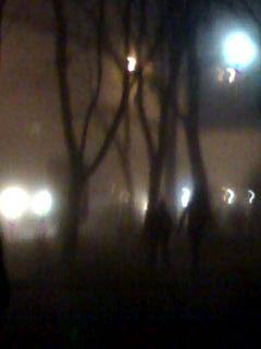 Фото Одессы туман