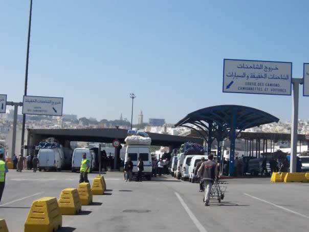 administration douane maroc