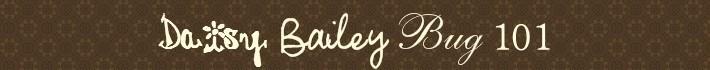 Daisy Bailey Bug 101