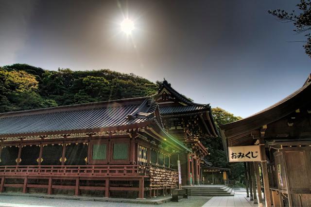 Day 2 in Japan - Kamakura, Tokyo Tower and Shibuya