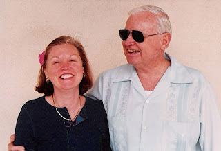 Portalski is shown with her late father, Jim Hensley, who also was Cindy McCain's father.