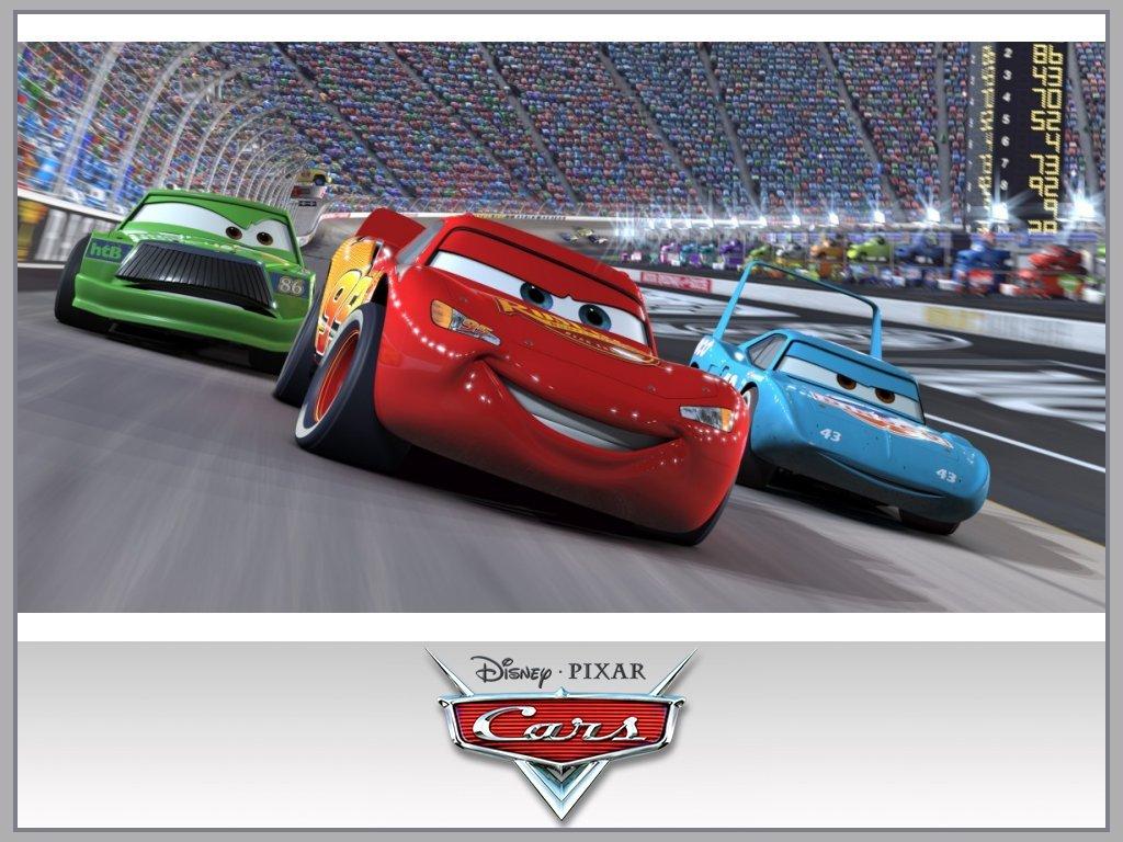Wallpapers для детей из мультфильма cars