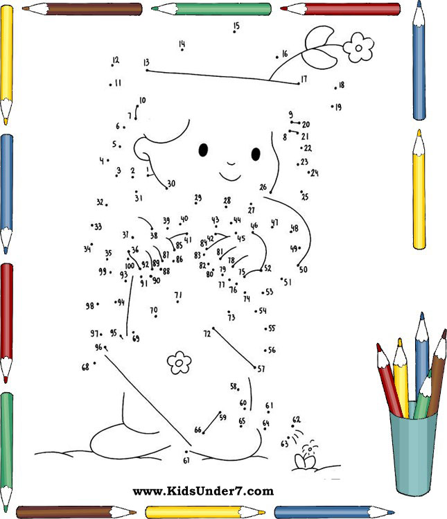 Free Printable Dot To Dot Christmas Pictures | New Calendar Template ...