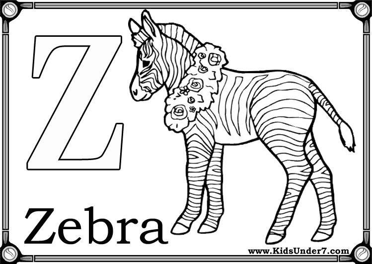 Буквы английского алфавита карточки раскраски