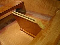 Jimmy Skiff dagger-board Trunk