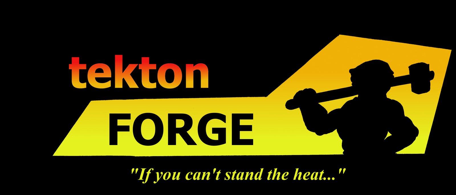 Tekton Forge