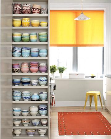 sense and simplicity storing china