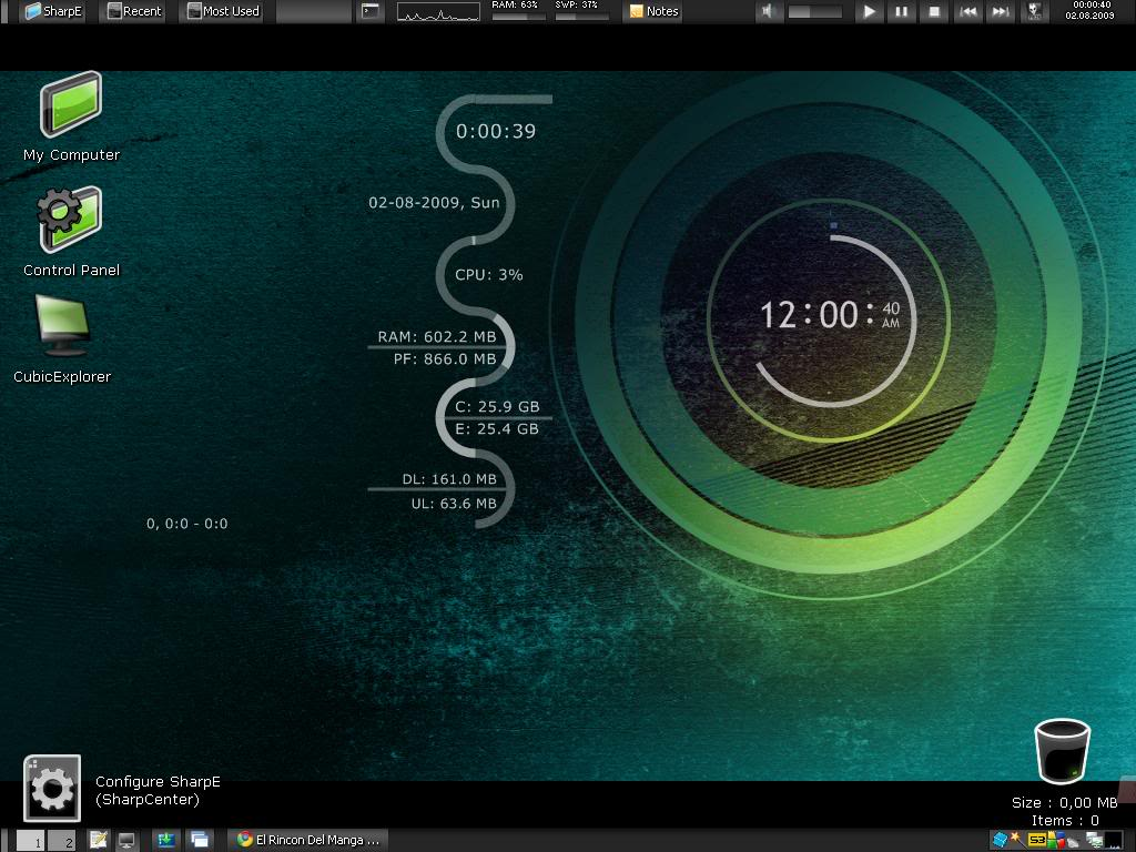 wallpapers and other cool stuff rainmeter tutorial