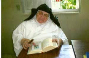 Me. Beatriz Maria de Jesus Hóstia Seiffert-  Fundadora do Most. da Imaculada Conceição e São José