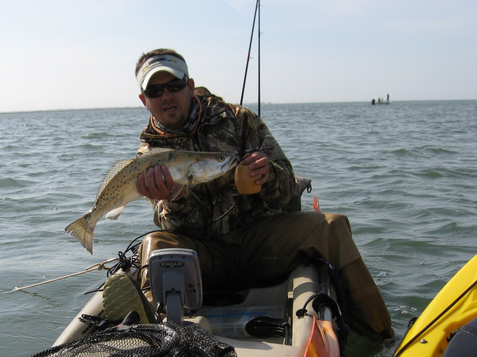 Galveston trip reelshallow fishing for Fishing spots in galveston