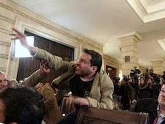 الصحفي منتظر الزيدي
