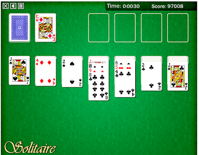 all solitaire card games free online