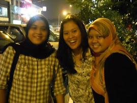 me, D and Linda