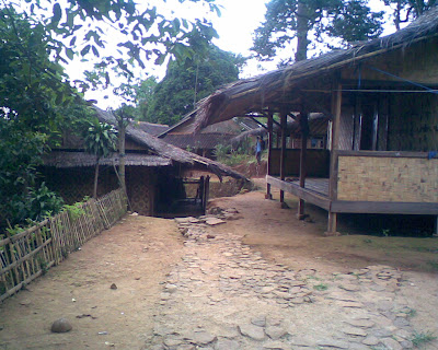Download this Rumah Adat Baduy picture