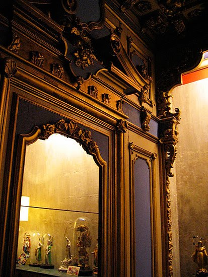 many years ago-the Paris apartment of Christian Lacroix remained one of