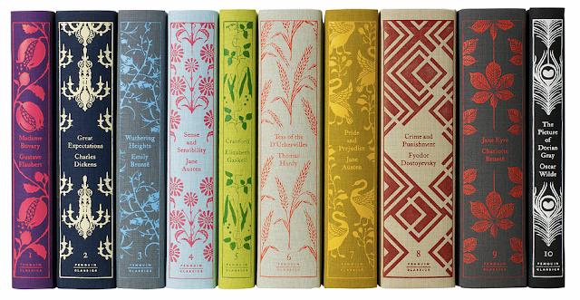 Beautiful Book Cover Zip ~ Little augury classic penguins
