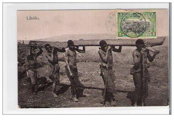 A vida em angola no sec. xix