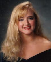 My sister circa 1993 :)