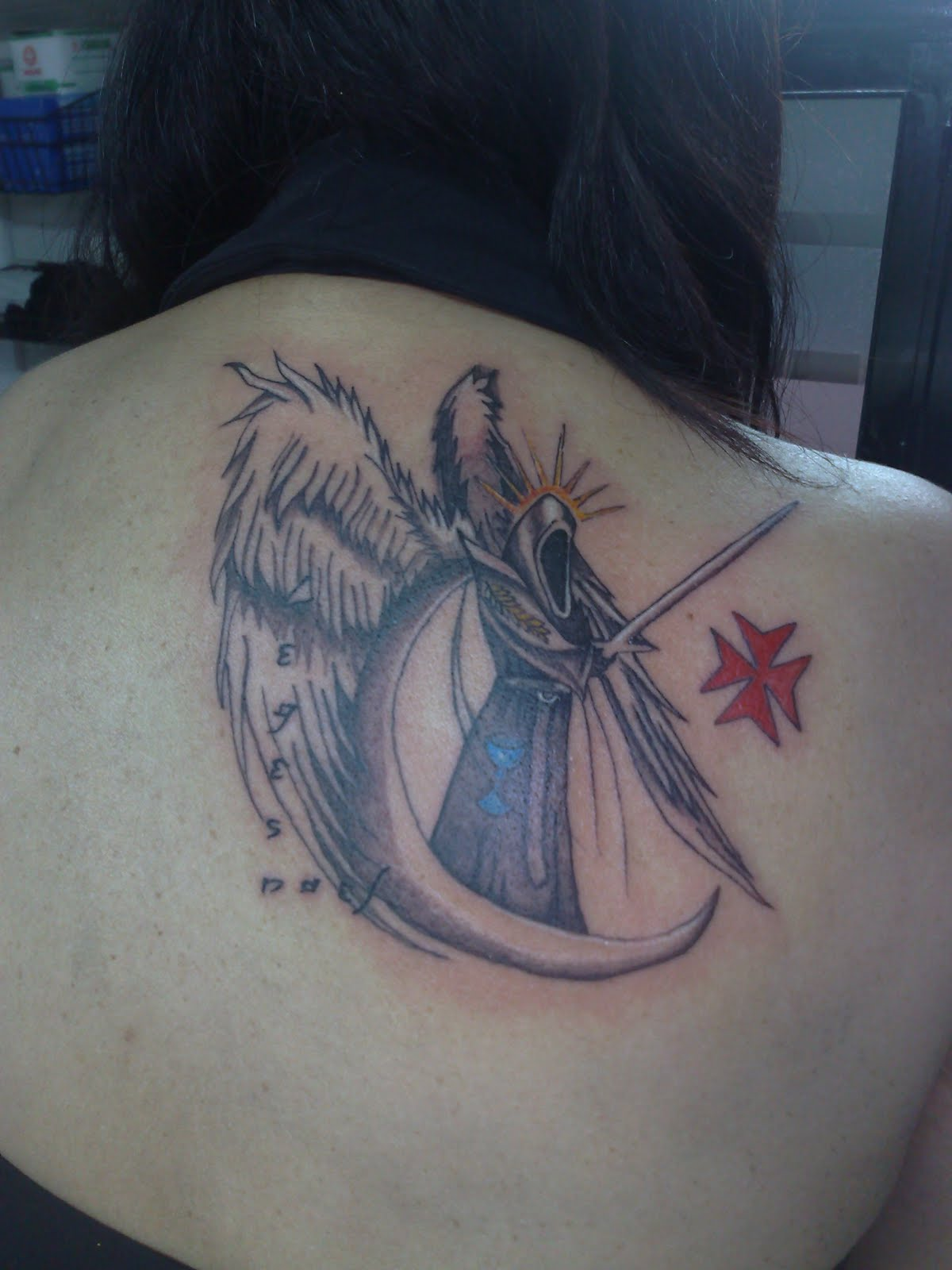 Tattoo De Angeles