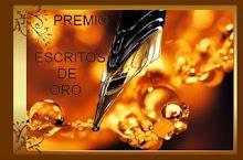 premio escritos de oro