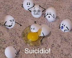 diga NÃO ao suicídio!
