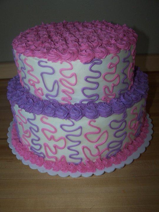 RobinsSweetCakes: Girly Cakes