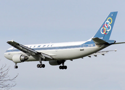 Olympic Airways Airbus image