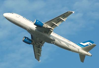 Finnair A320-200 Airbus image
