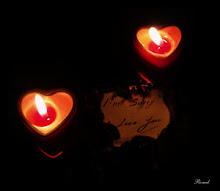 Una vela....