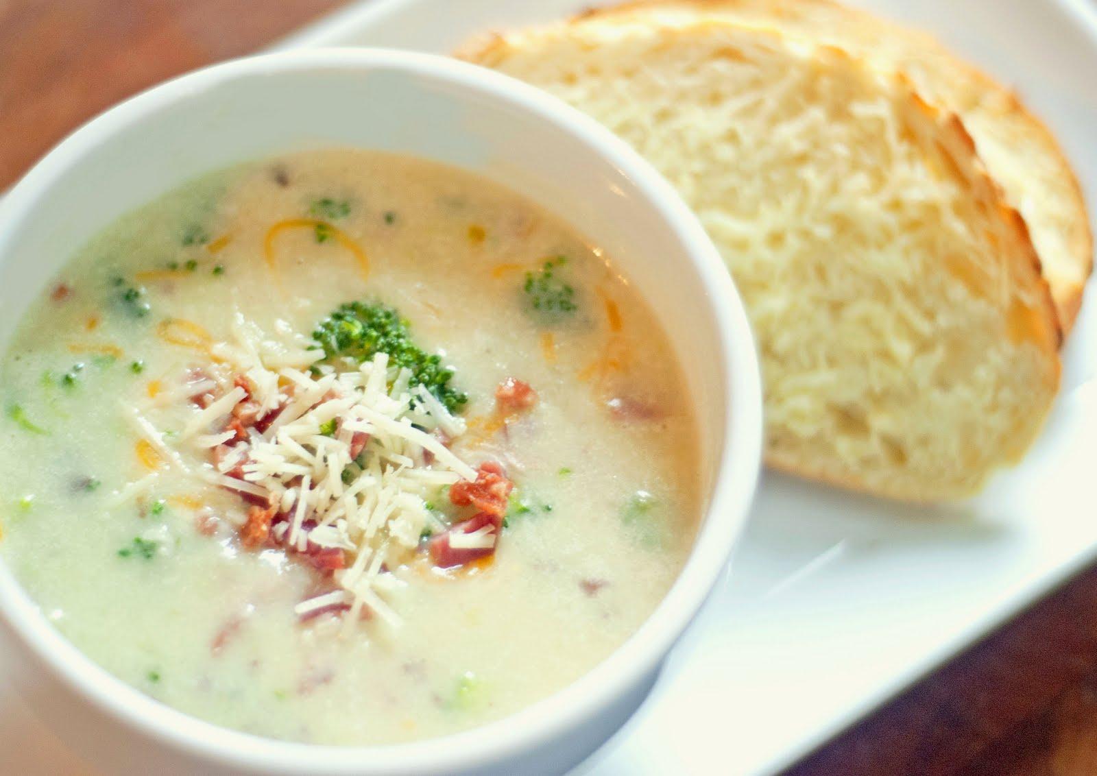 Warm You Right To The Bone Potato Broccoli Soup