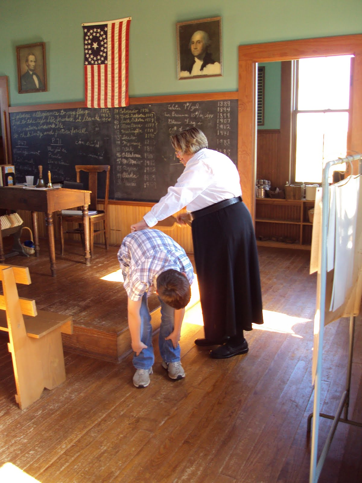 Fourth Grade Shout Out Pleasant Valley Schoolhouse