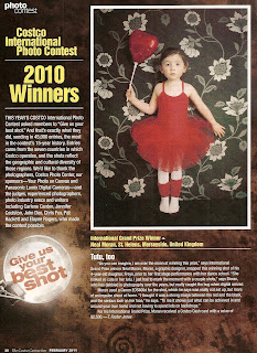 Here they are, the 2010 Costco International Photo Contest Winners