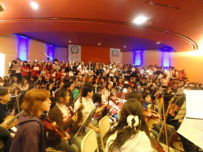 II Festival de Coros y Orquestas