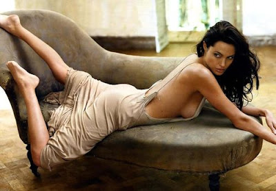 Angelina Jolie Hot image