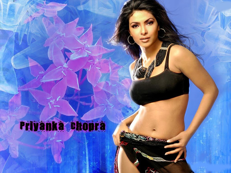 Bollywood Actoress Priyanka Chopra Wallpeper Colletion cleavage
