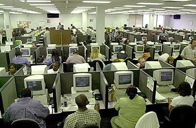 call center technology the uk: