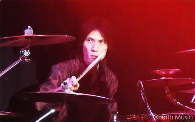 drummer, YOSUKE