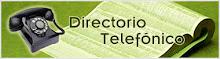DIRECCTORIO TELEFONICO