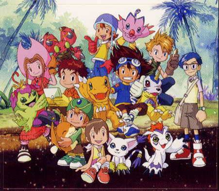 capitulo 1 http rapidgator net file 37708716 digimon adventure capa