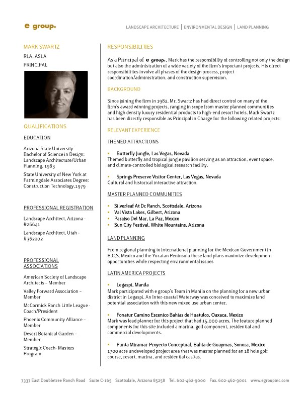 Sample Resume New 2014 | Template