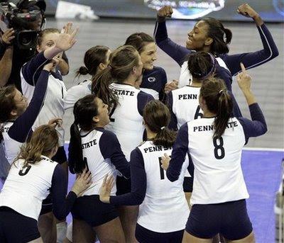 Penn State Women's Volleyball Team