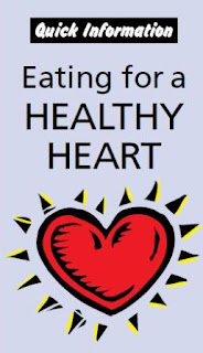 eating for a healthy heart brochure