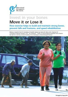 Move it or Lose it: How exercise helps to build and maintain strong bones, prevent falls and fractures, and speed rehabilitation