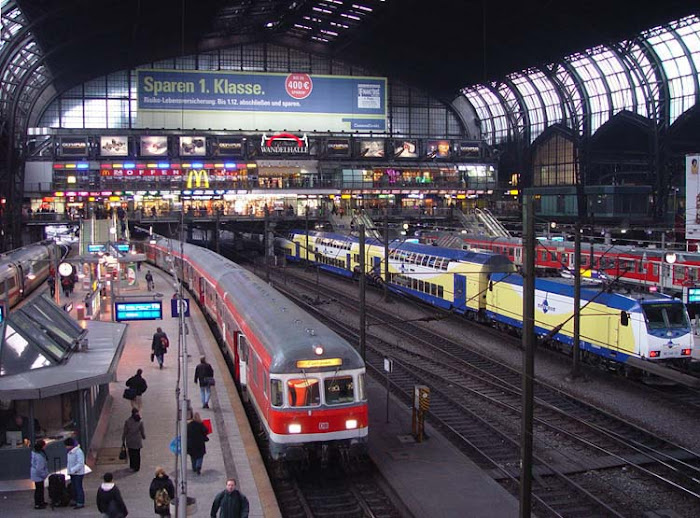 mein wanderlust Hamburg