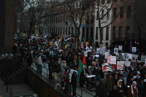 [palestine+protest+picture]