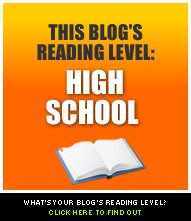 blog readability test