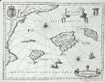 Insulae Balearides et Pytiusae (1663)